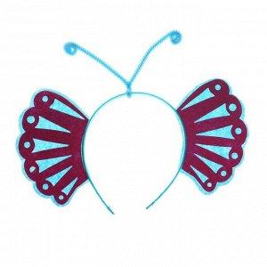 Карнавальный ободок «Крылышки»
