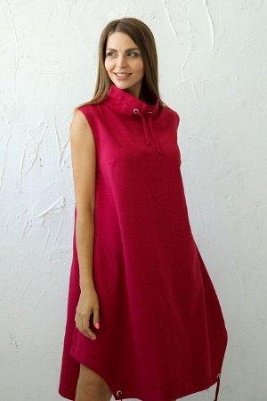 Платье 366/1 вишня