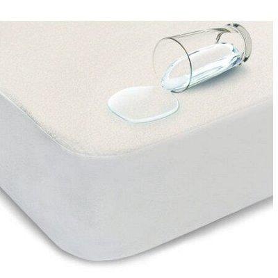 Белоснежные изделия для гостиницы по предзаказу -40%   — Непромокаемые наматрасники и топперы — Наматрасники