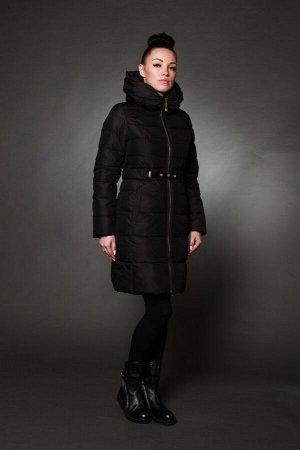 Куртка женская зимняя 8126 черный