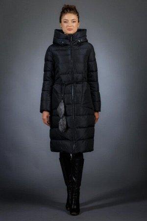 Куртка женская зимняя 18099 темно-синий