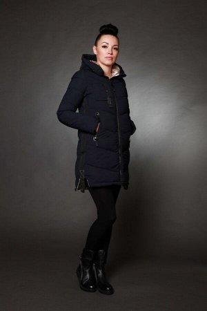 Куртка женская зимняя 1715 синий