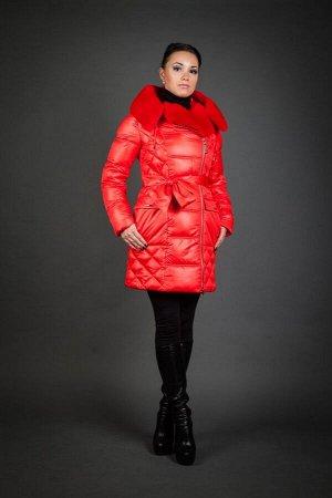 Куртка женская зимняя 15716 натуральный мех