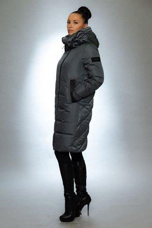 Женская куртка зимняя 9721 валюта