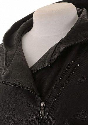 Куртка из PU-кожи LM-6022