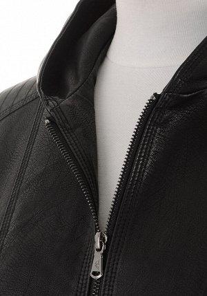 Куртка из PU-кожи LM-6015