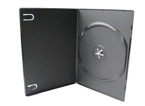 Бокс для дисков чёрный