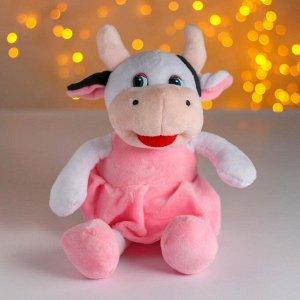 Мягкая игрушка «Коровка в платье»