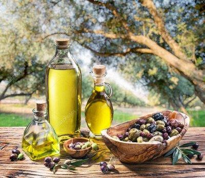 Греческая лавка — оливковое масло из Греции, томаты, кофе