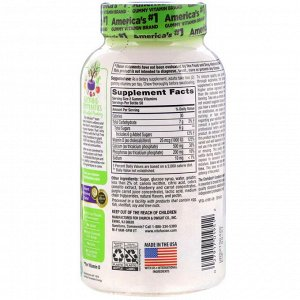 VitaFusion, кальций, 500 мг, 100 жевательных конфет