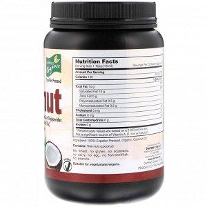 Jarrow Formulas, Органическое кокосовое масло, выжато шнековым прессом, 946 мл (32 жидких унции)
