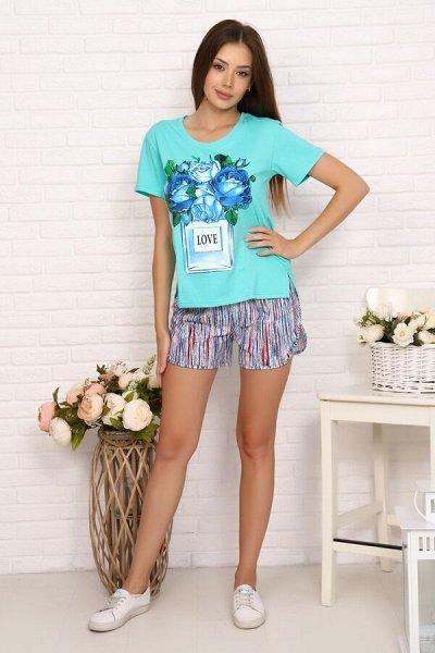 Дамит трикотаж - 13. Низкие цены! Высокое качество! — Пижамы женские — Сорочки и пижамы