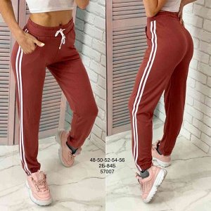 Женские Спортивные брюки Материал полиэстер
