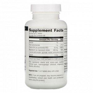 Source Naturals, Ultra-Mag, 120 таблеток