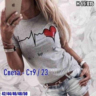 ❤️Хиты продаж! Модный гардероб по привлекательным ценам!❤️ — 410 рублей! Женские футболки — Футболки