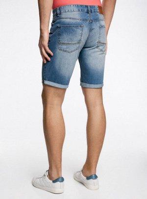 Шорты джинсовые базовые