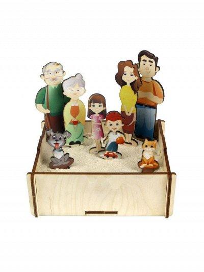 Развивайка-обучайка деткам! Мега выбор развивающих игрушек! — Игры для песка — Деревянные игрушки