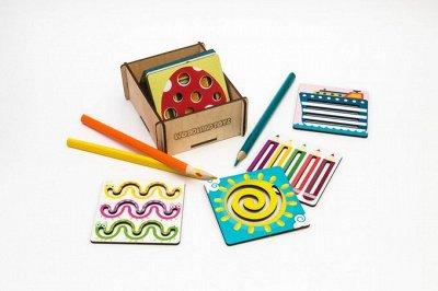 Развивайка-обучайка деткам! Мега выбор развивающих игрушек! — Для рисования — Для творчества