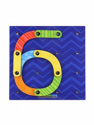Развивайка-обучайка деткам! Мега выбор развивающих игрушек! — Геоборды — Развивающие игрушки
