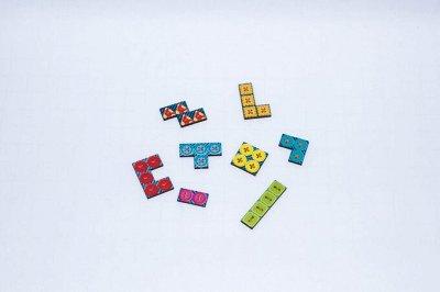 Развивайка-обучайка деткам! Мега выбор развивающих игрушек! — Тетрисы — Настольные игры