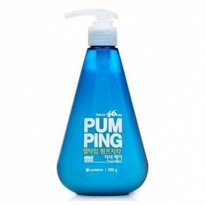 Зубная паста для устранения неприятного запаха Pumping Cool mint, 285 г, Perioe