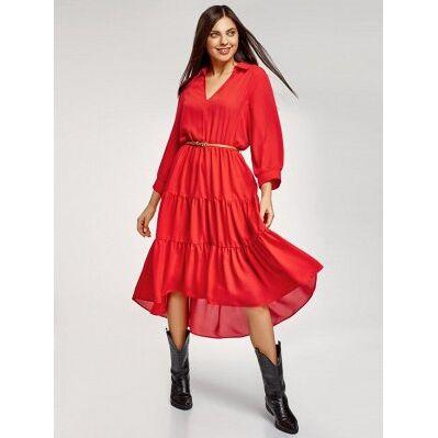 O-DA 12! НОВИНКИ! Одежда для всех! Стильно, модно, недорого! — Миди платья — Миди-платья