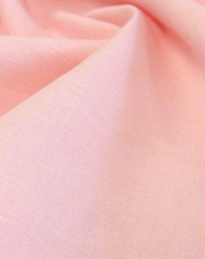 Распродажа ткани и фурнитуры! Огромный выбор детских тканей! — Однотонный цветной полулён — Ткани