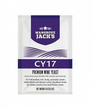 Дрожжи Mangroove Jack's CY17,