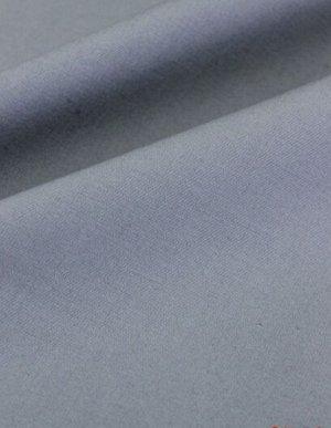 Саржа цв.Серый ВИД2, ш.1.5м, хлопок-100%, 260 гр/м.кв