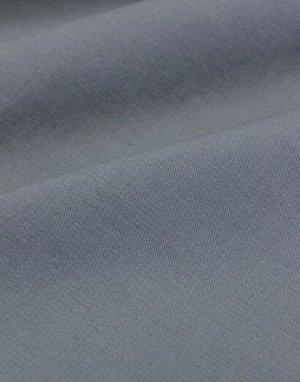 Саржа цв.Серый, ш.1.5м, хлопок-100%, 260 гр/м.кв