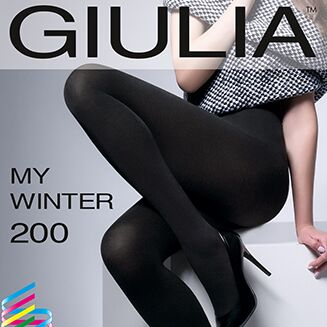 Колготки GIULIA 41 — Giulia - осенне-зимние — Колготки