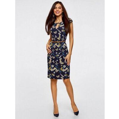 O-DA 12! НОВИНКИ! Одежда для всех! Стильно, модно, недорого! — Трикотажные платья — Повседневные платья