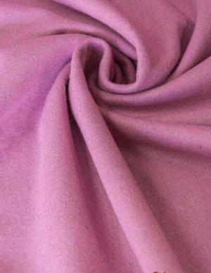 Сукно цв.Розовая сирень, ширина 1,48 м, шерсть-65%, ПА-35%