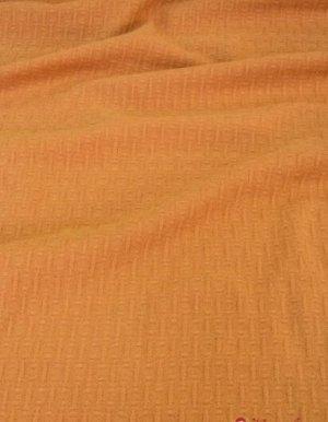 Ткань пальтовая шерстяная, цв.Оранж, ш. 1.5 м, шерсть-87%, ПА-13%