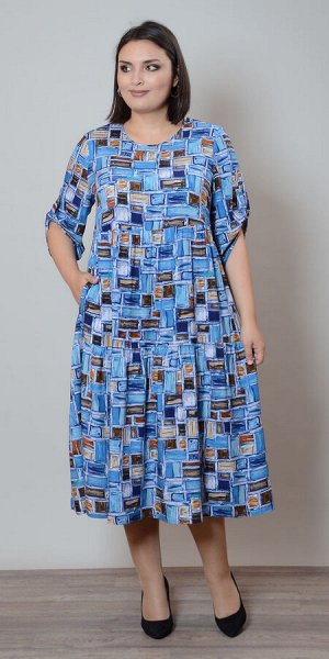 Платье П-657-3