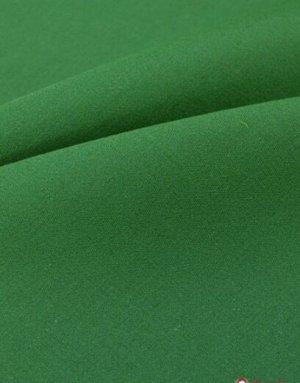 Сукно бильярдное, цв.Яркий изумруд, ш.1.6 м, шерсть-70%, ПА-30%,295 гр/м.кв