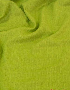 Ткань пальтовая шерстяная, цв. Салатовый, ш. 1.5 м, шерсть-87%, ПА-13%