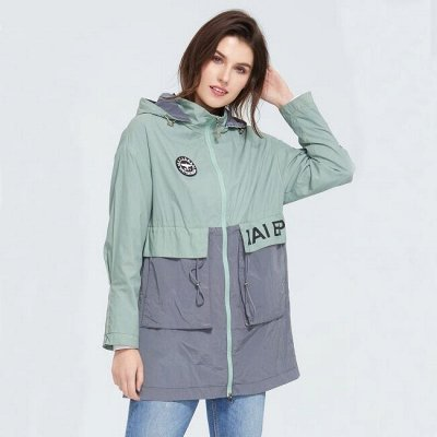 As**d – шикарные куртки и пуховики по Супер ценам! — Осень 2020  ✔  ЖЕНСКИЕ ВЕТРОВКИ — Ветровки и легкие куртки