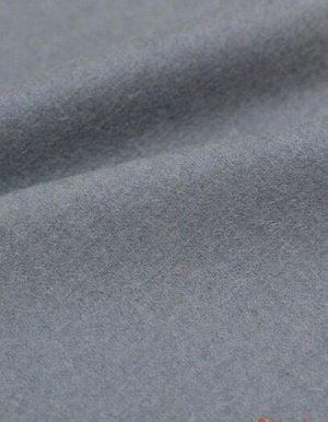 Ткань костюмная шерстяная, цв.Серый 2, ш.1.5 м, шерсть-83%, ПА-17%, 281 гр/м.кв