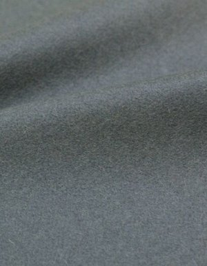 Ткань пальтовая шерстяная, цв. Серый, ш.1.5 м, шерсть-90%, ПА-10%,415 гр/м.кв