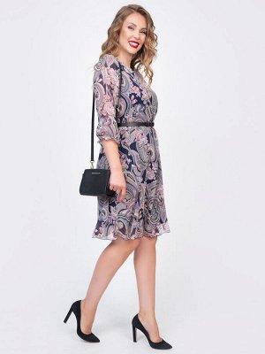 Платье Шарман (пейсли)