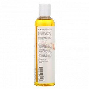 Now Foods, Solutions, расслабляющее розовое масло для массажа, 237 мл (8 жидких унций)