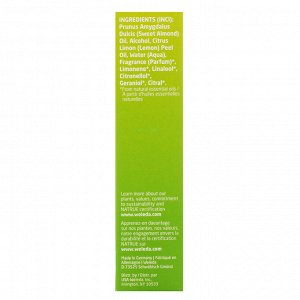 Weleda, Освежающее масло для тела и красоты, цитрусовые экстракты, 3,4 ж. унц. (100 мл)