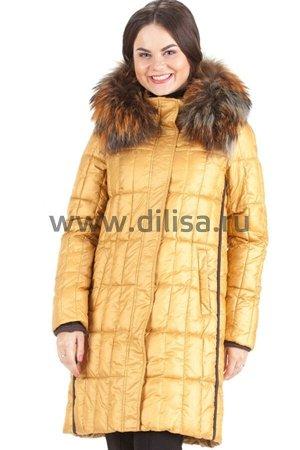 Пальто Пальто с мехом Mishele 16112-2_Р (Горчица D16)  Артикул: 16112-2_Р; Бренд: Mishele; Сезонность: Зима; Артикул: 16112-2_Р; Бренд: Mishele; Сезонность: Зима; Цвет: Охра; Оттенок: Горчица D16; Мех