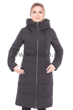 Пальто Towmy 3916_Р (Черный 001)