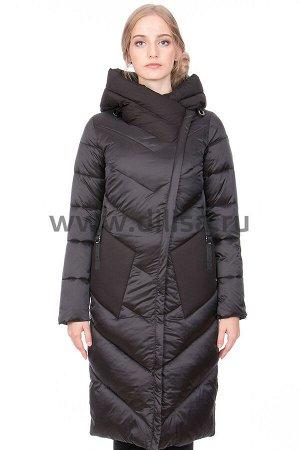 Пальто Visdeer 9102_Р (Черный А01)