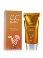 Питательный СС крем с лошадиным маслом Ekel Horse CC Cream SPF 50+ PA+++