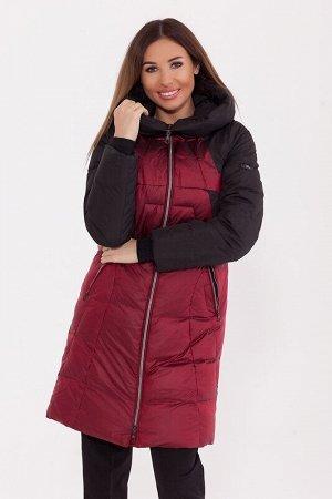 Пальто Описание: Лаконичное пальто в спортивном стиле придётся по душе девушке, ведущей энергичный образ жизни. Пальто прямого силуэта с центральной застёжкой-молнией и прорезными карманами дополнено