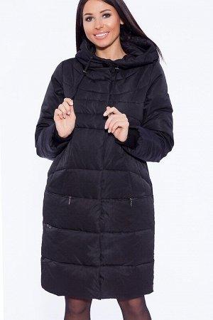 Пуховик Описание: В качестве декора пальто используются плавные, симметричные линии отстрочки. Изюминкой изделия являются два уровня карманов. Первая пара расположена в районе талии, вторая пара смеще