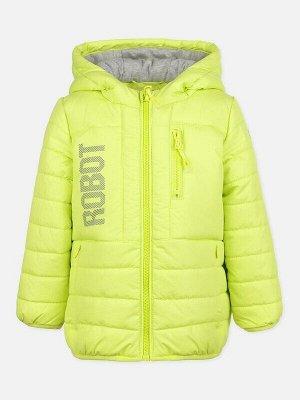 Куртка Описание: Куртка демисезонная:  • утеплитель 150г/м2 • легкий вес • материал с ветро- и водоотталкивающим покрытием  • подкладка трикотажная с высоким содержанием хлопка, гладкая из полиэстера